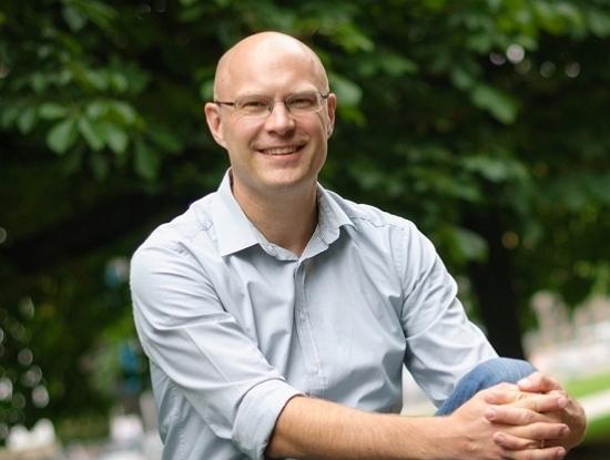 Organisationsberater Edgar Rodehack. Bild: Jan Ingenhaag.