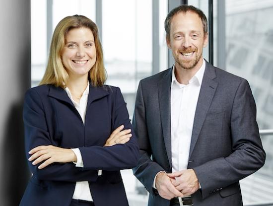 Nikola Ulrich und Markus Wilhelm. Foto: Publisher Consultants.