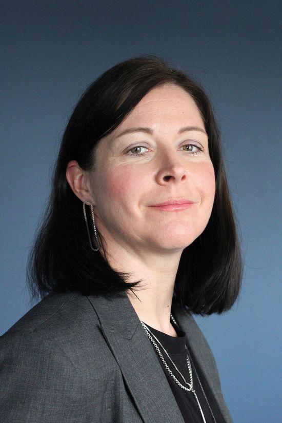 Steffi Witter ist stellvertretende Vertriebsleiterin bei dtv - buchreport