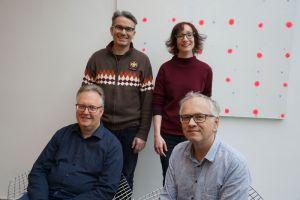 Das Hanser-Early-Reading-Team