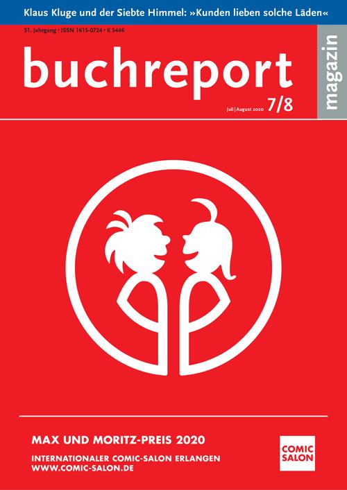 buchreport.magazin 7/8 2020