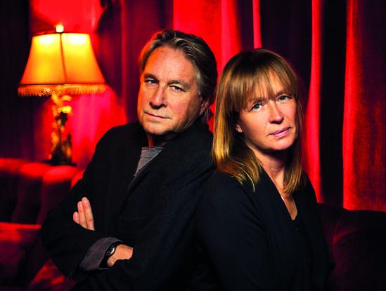 Björn und Cilla Börjlind (Foto: Thron Ullberg)