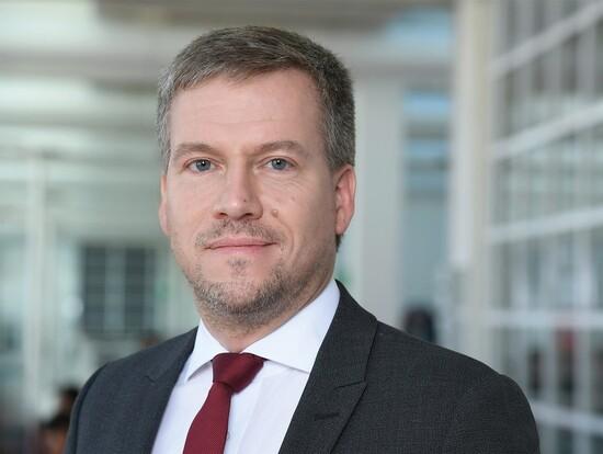 Niels Peter Thomas ist Managing Director Books von Springer Nature (Foto: Springer Nature)
