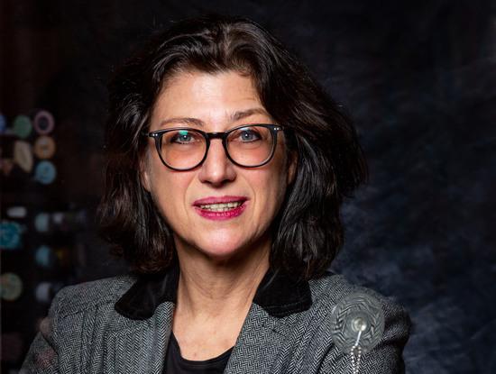 Martina Tittel ist Vorsitzende des Berliner Handelsausschusses und Inhaberin der Nicolaischen Buchhandlung in Berlin. In den Nullerjahren leitete sie das Berliner Kulturkaufhaus Dussmann und war im Anschluss selbstständige Beraterin für Handels- und Kulturmarketing. (Foto: Amin Akhtar)