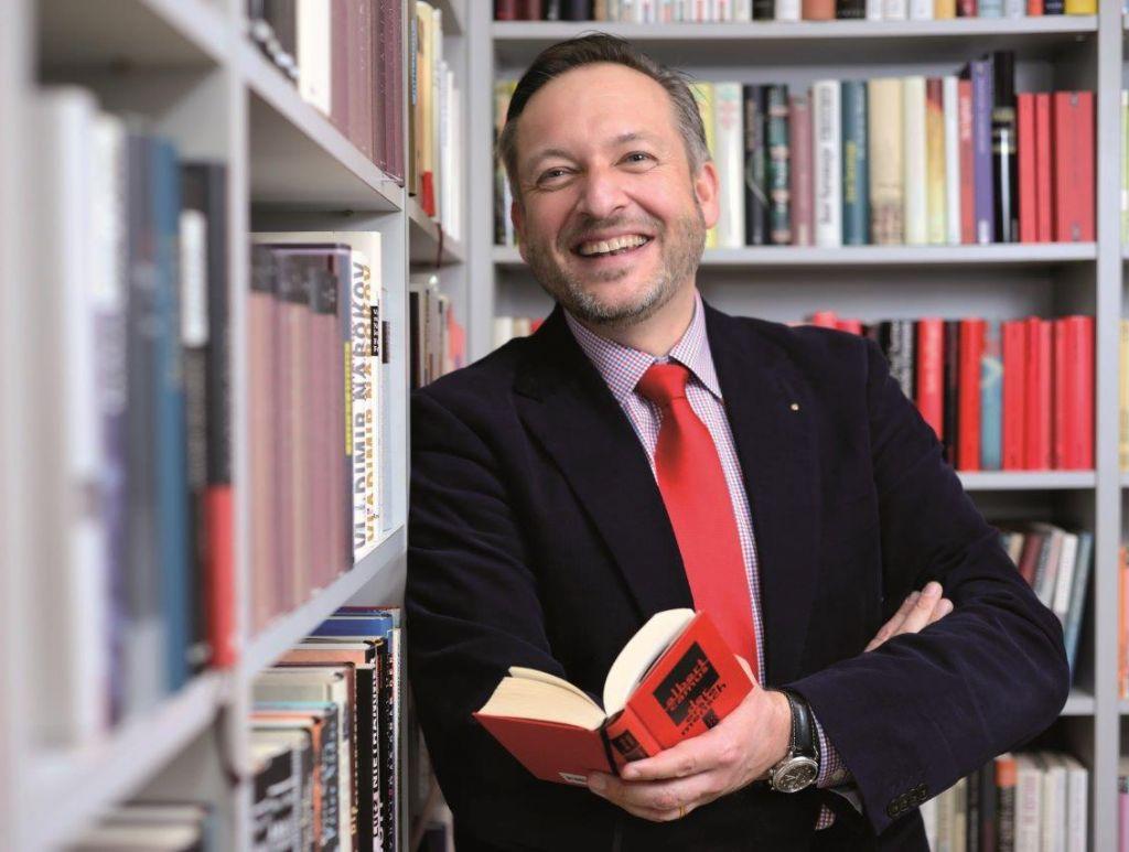 Peter Kraus vom Cleff