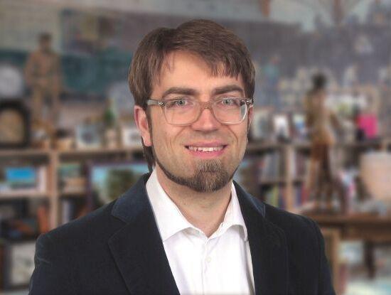 Lambert Scheer (Foto: Coppenrath Verlag)