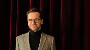 Tino Schlench, Betreiber des Buchblogs Literaturpalast.at