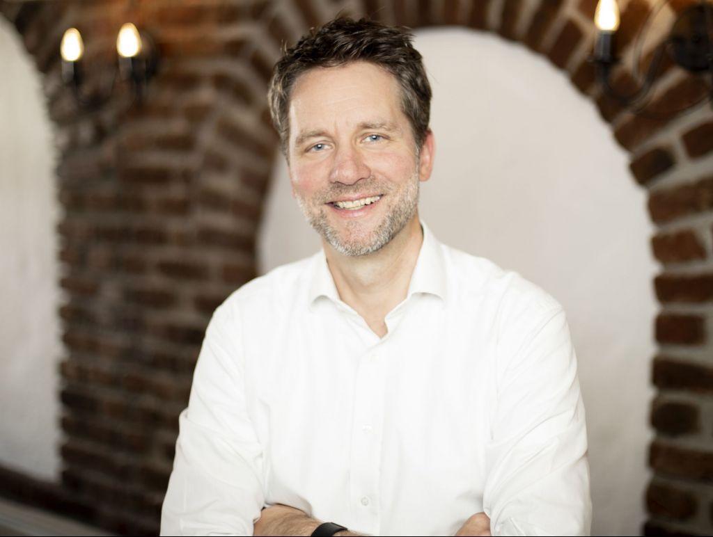 Christian Buchholz (Foto: Verrochio Institute)