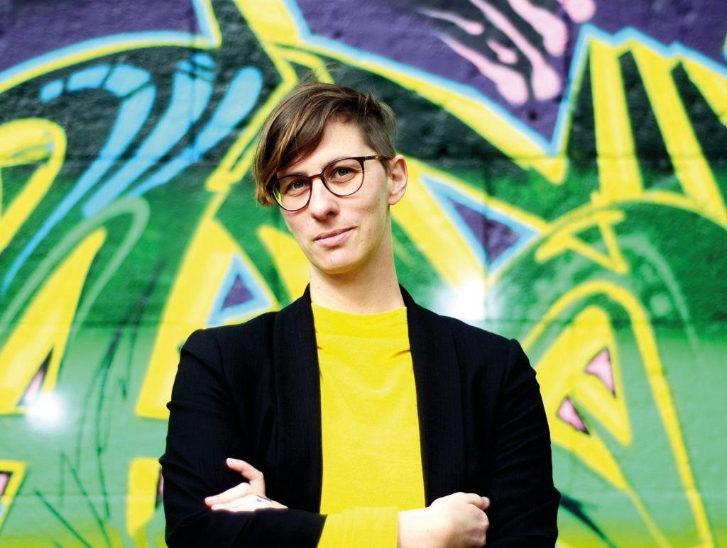 Stefanie Jaksch (Foto: Bianca Mangata)