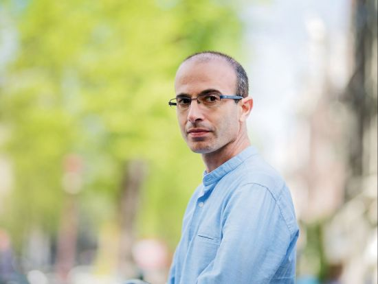 Yuval Noah Harari (Foto: Olivier Middendorp)