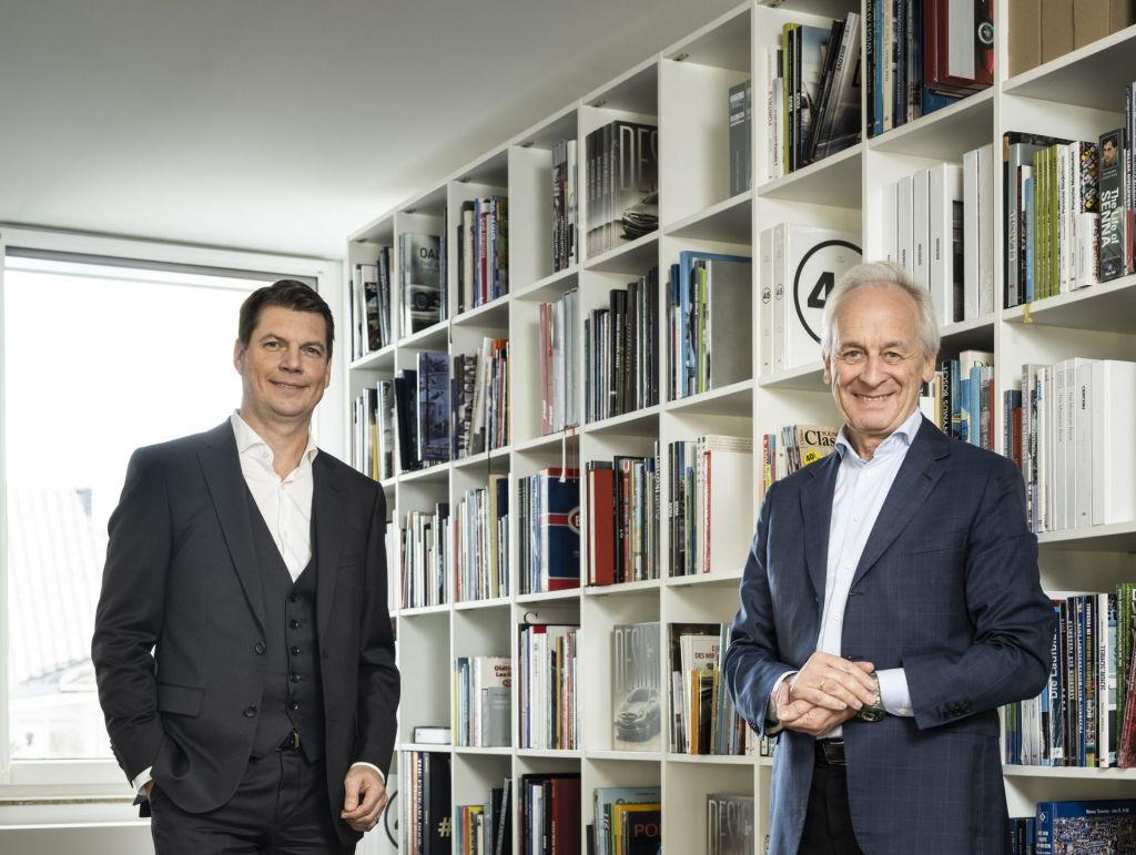 Konrad Delius und Nils Oberschelp leiten künftig gemeinsam die Geschäfte von Delius Klasing (Foto: Delius Klasing)
