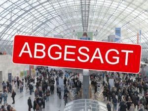 Glashalle der Leipziger Buchmesse (Bild [M]: Leipziger Messe/buchreport)