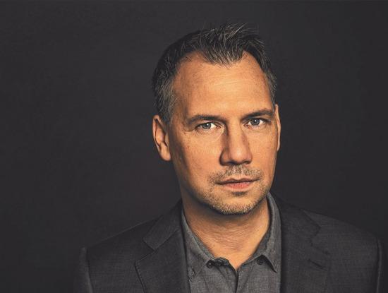 Sebastian Fitzek Foto: Marcus Hoehn)