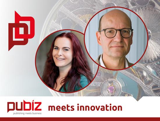 Andrea Soprek spricht mit Ehrhardt F. Heinold über Innovation bei Ravensburger