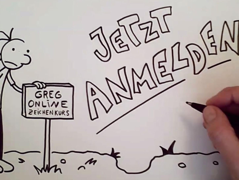 Lernen, wie man »Greg« zeichnet