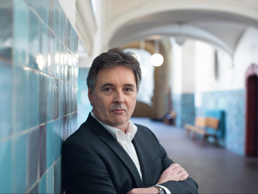 Ralph Knispel (Foto: Hans Scherhaufer)