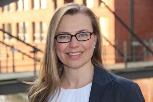 Jenny Gruner (Foto: Hapag-Lloyd AG)