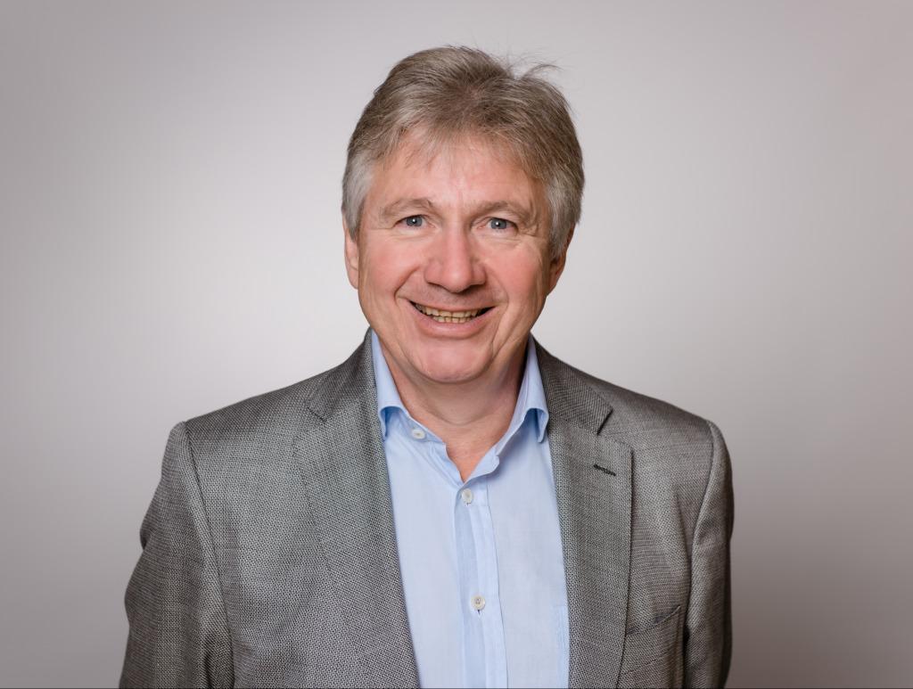 Niels Meyne (Foto: Theresa Meyer, Korsch Verlag)