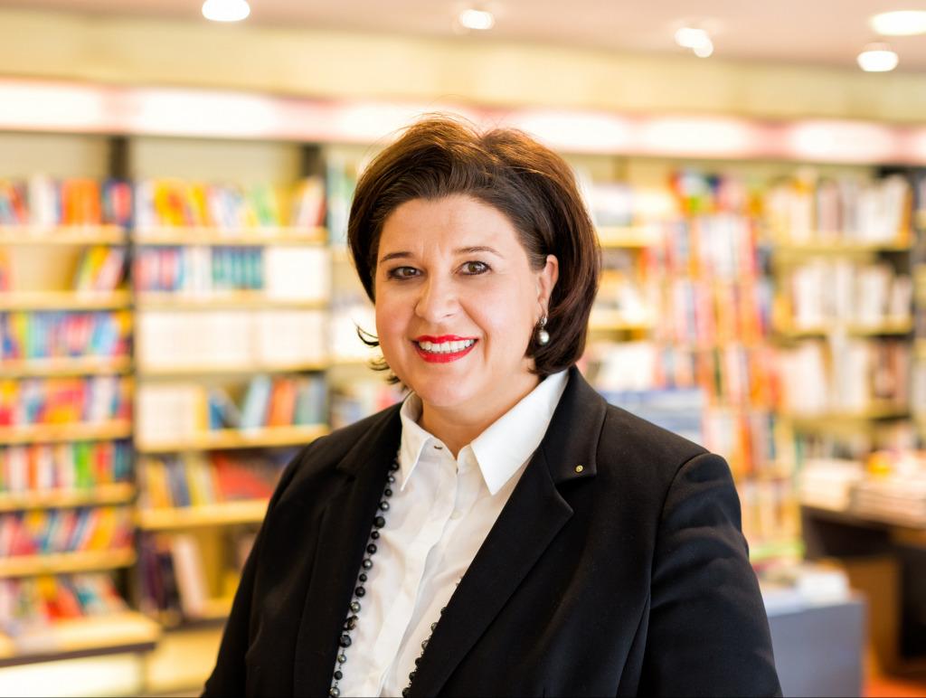 Verena Brunner (Foto: Buchhandlung Brunner)