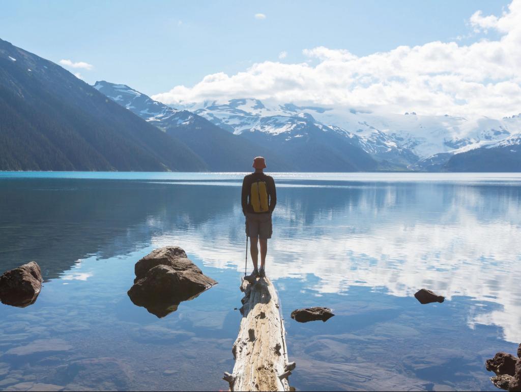Das von Touristen normalerweise verwöhnte British Columbia braucht nur bedingt Unterstützung von Reiseverlagen (Foto: 123rf.com / Galyna Andrushko)