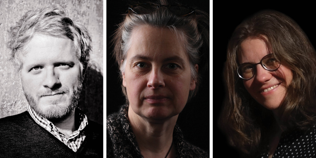 Daniel Beskos, Katharina E. Meyer und Sarah Käsmayr (Foto v.l.: KWS/ Hornoff, v. Heereman, privat)