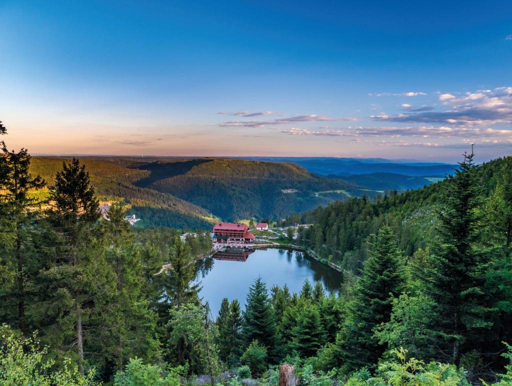 Der Mummelsee im Schwarzwald (Foto: Schwarzwald Tourismus Klaus Hansen)