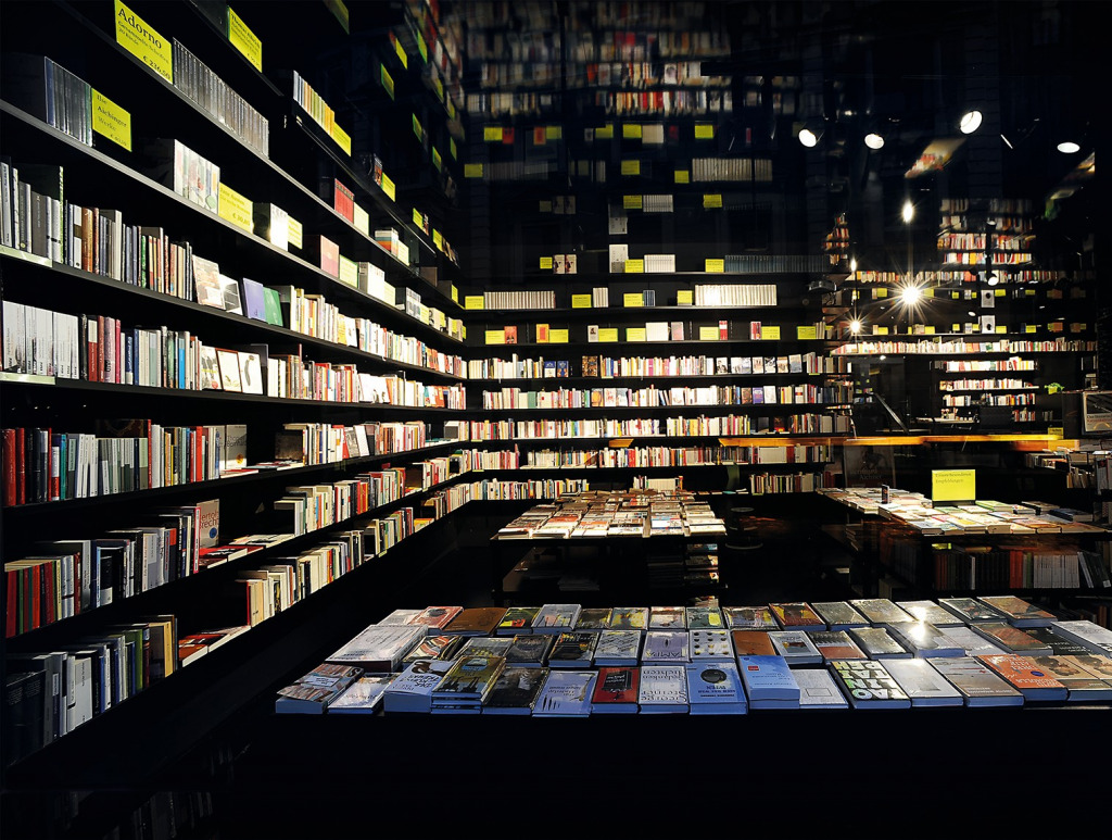 Buchhandlung Haymon Foto: Haymon-Verlag Fotowerk Aichner