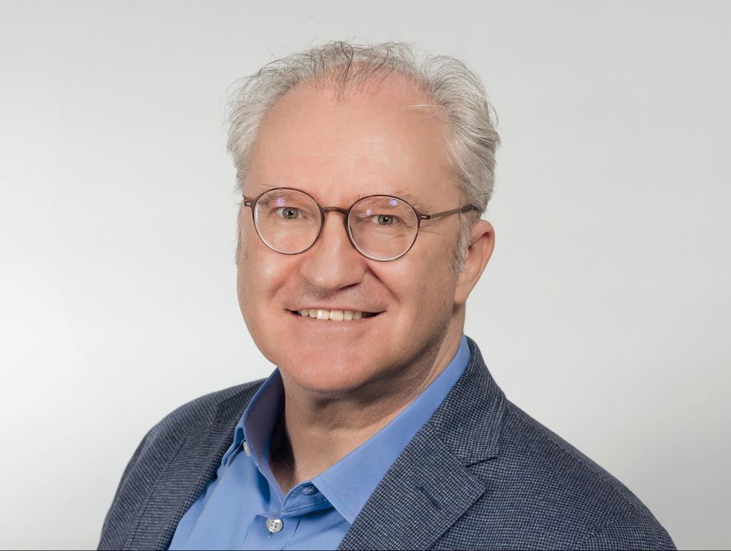 Jürgen Kron Foto: Droste Verlag