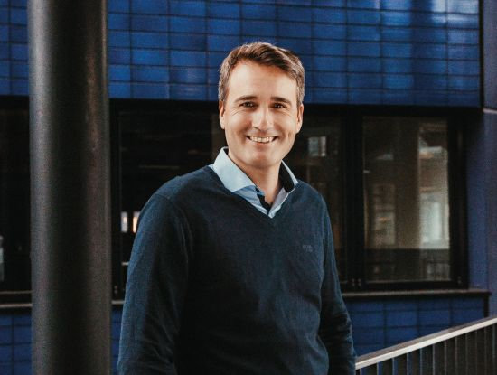 Martin Kurzhals (Foto: Frohe Botschaft GmbH/Maria Baufeld)