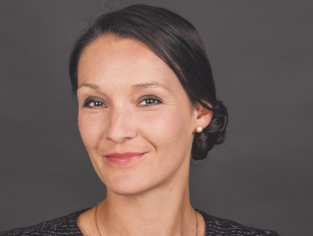 Simona Pfister (Foto: Orell Füssli)